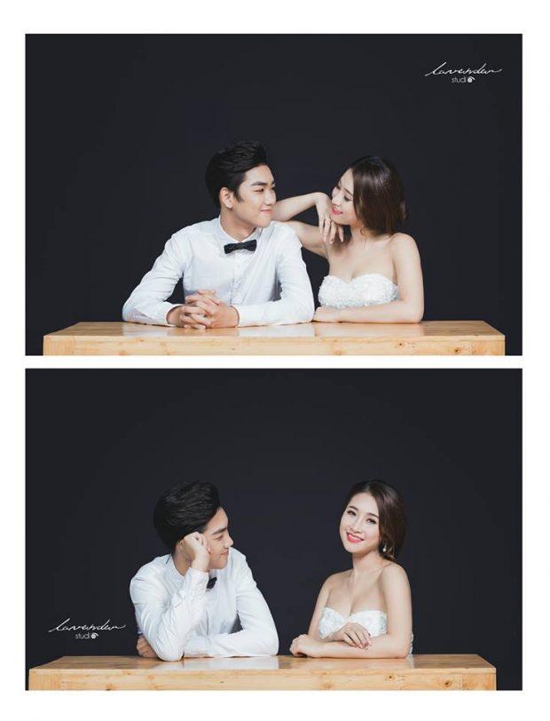 chup hinh cuoi theo phong cach han quoc 2 620x812 Chụp ảnh cưới phong cách Hàn Quốc đẹp