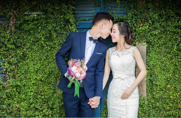 chup hinh phong cach han quoc 5 620x404 Có nên chụp ảnh cưới phong cách Hàn Quốc?
