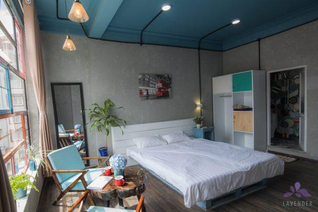 p hostel 1 03 620x413 Top 5 khách sạn đẹp nhất ở Đà Lạt