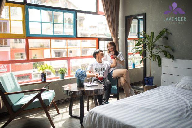 p hostel 1 04 620x413 Top 5 khách sạn đẹp nhất ở Đà Lạt
