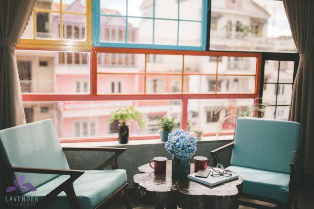 p hostel 1 06 620x413 Top 5 khách sạn đẹp nhất ở Đà Lạt