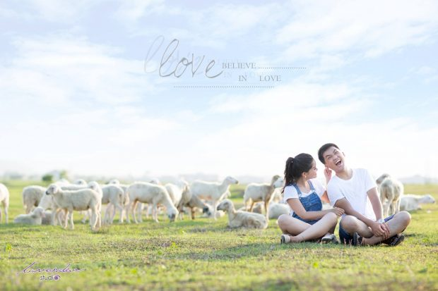 studio chup anh cuoi dep tai tphcm 3 620x413 Studio chụp ảnh cưới đẹp ở TP. HCM cho các cặp đôi