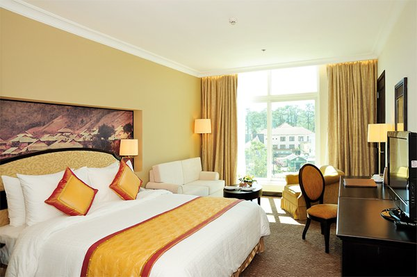 top khach san dep tai da lat 7 Top 5 khách sạn đẹp nhất ở Đà Lạt