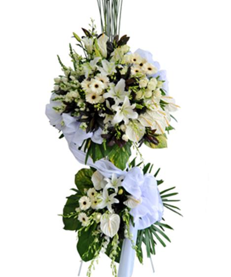 Dịch vụ điện hoa quận Bình Tân cho tang lễ 1 Dịch vụ điện hoa quận Bình Tân cho tang lễ