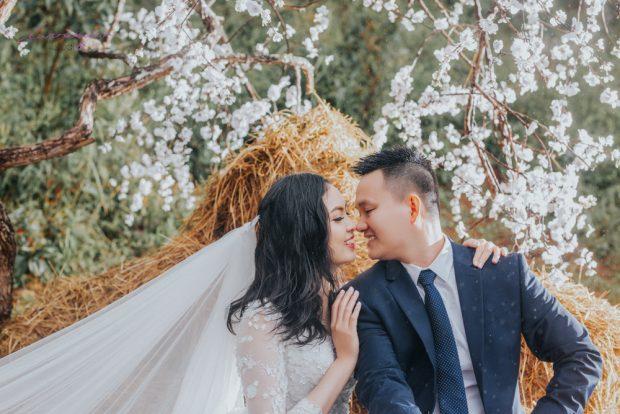 HBI 5847 620x414 Kể câu chuyện tình bằng bộ ảnh cưới đẹp mê hồn tại Đà Lạt