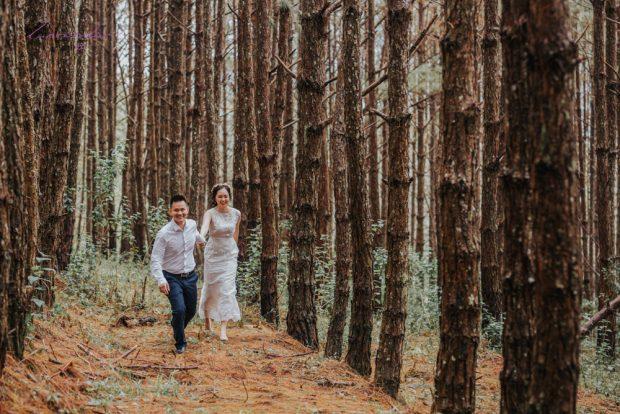 HBI 6254 620x414 Kể câu chuyện tình bằng bộ ảnh cưới đẹp mê hồn tại Đà Lạt