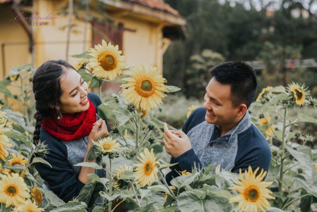 HBI 6366 620x414 Kể câu chuyện tình bằng bộ ảnh cưới đẹp mê hồn tại Đà Lạt