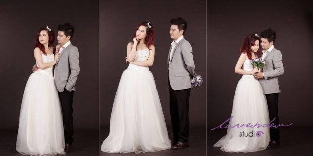 wedding tuan ngoc 1 620x310 Chụp hình cưới Hàn Quốc tại studio có đắt không?