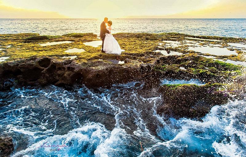 Địa điểm studio chụp hình cưới tại Vĩnh Hy