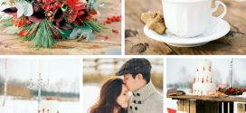 Bí quyết cực hay khi chụp ảnh cưới mùa giáng sinh