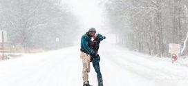 Kinh nghiệm chụp ảnh tuyết rơi cực kì hữu ích cho bạn