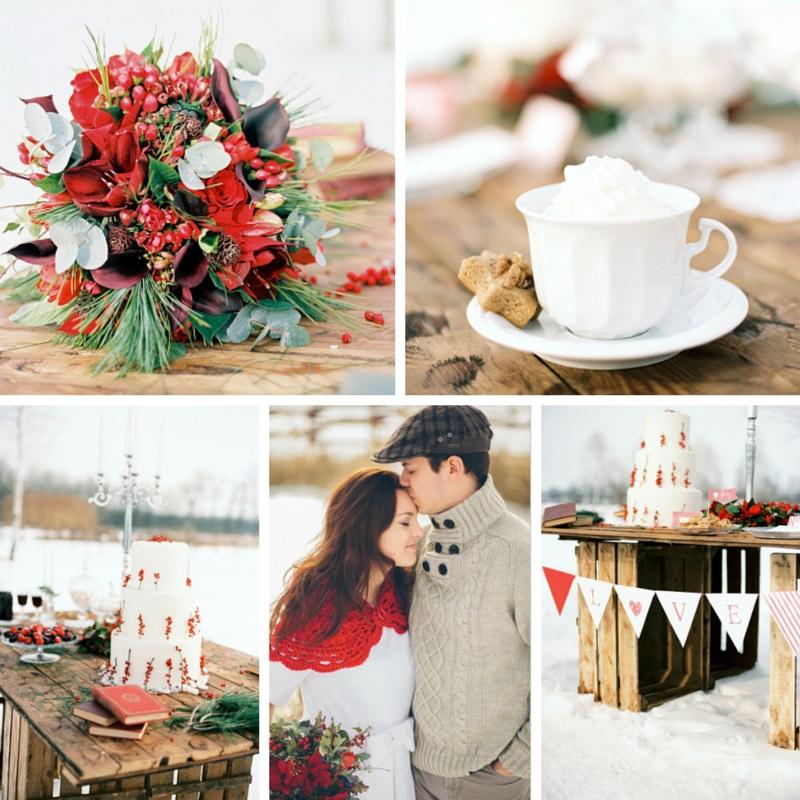Chụp hình cưới mùa Noel ấn tượng và nổi bật