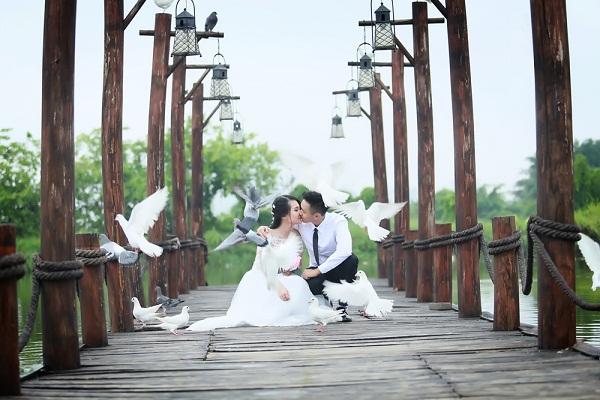 Những phim trường chụp ảnh cưới ở TpHCM nổi bật nhất