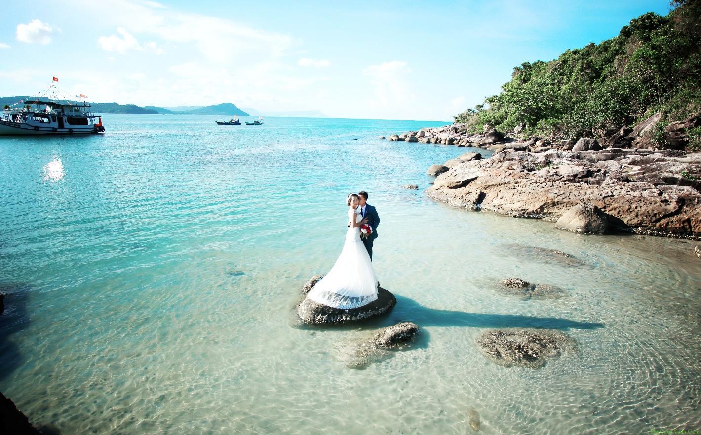 Chụp hình cưới tại Phú Quốc