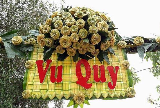 cong hoa dam cuoi mien tay 2 Cổng hoa đám cưới miền tây, tại sao không lựa chọn?
