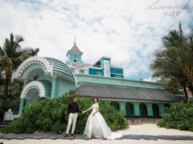 chup anh cuoi dep o Phu Quoc 3 620x465 Vì sao các cặp đôi nên chụp ảnh cưới ngoại cảnh Phú Quốc?