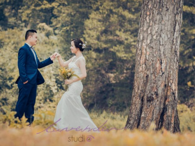 studio chup anh cuoi dep o Da Lat 620x465 Điểm mặt studio chụp ảnh cưới đẹp ở Đà Lạt