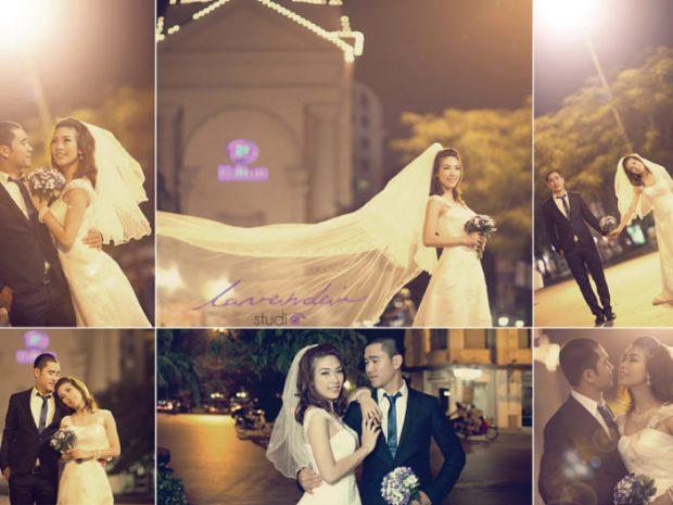 studio chup anh cuoi o sai gon 4 620x465 Những điểm thu hút của dịch vụ chụp ảnh cưới ngoại cảnh Tp.HCM