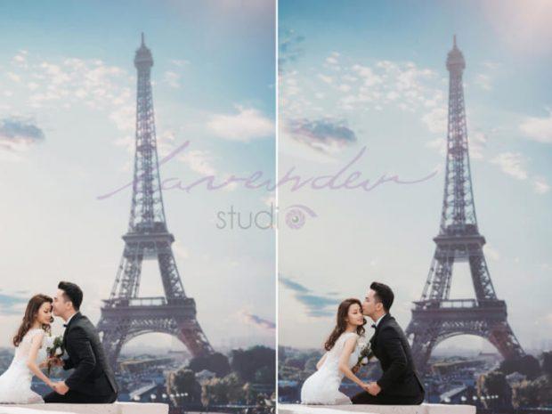 studio chup anh cuoi phim truong dep 620x465 Vì sao bạn nên chụp ảnh cưới phim trường HCM?